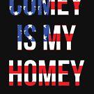 Comey ist meine Heimat von kjanedesigns