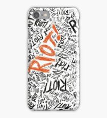 RIOT! iPhone Case/Skin