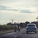 On the Road by Caroline Fournier