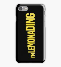 I'm Lemonading (Titus) iPhone Case/Skin