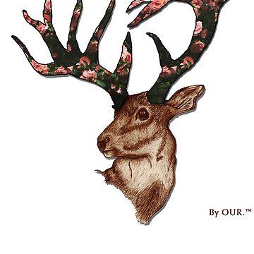 Oh Deer OUR.™ by Rogann
