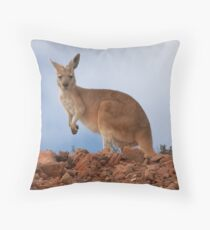 I am Australian ~ Euro Throw Pillow