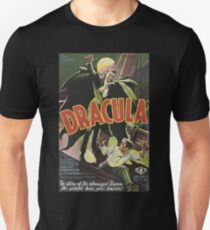 Dracula - vintage horror movie poster Unisex T-Shirt