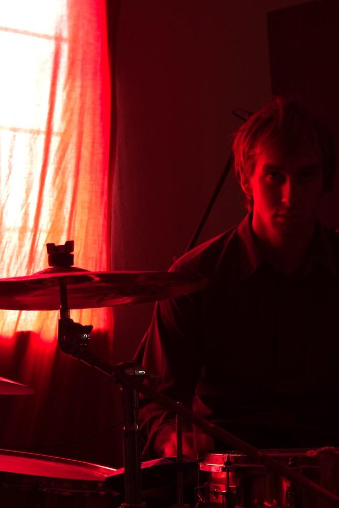 The Drummer by Van Deman Design
