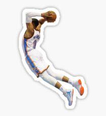 Westbrook Dunk Sticker