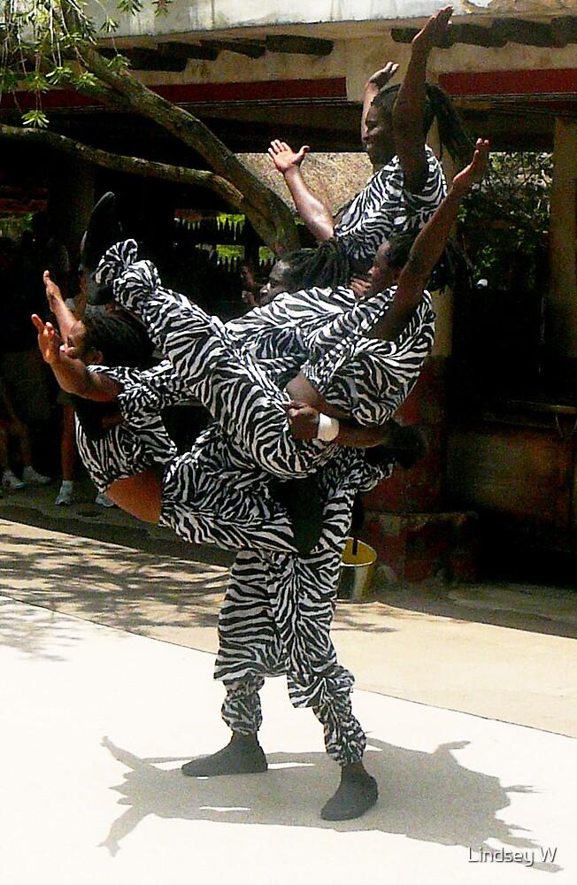 Dancers Series #1 by Lindsey W