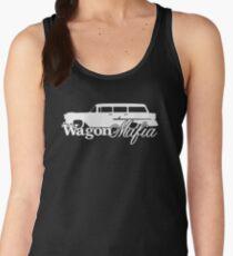 WAGON MAFIA - for Lowered 1955 station wagon enthusiasts | Women's Tank Top
