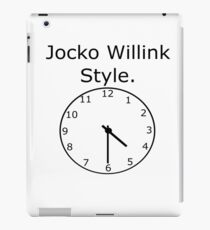 Jocko Willink iPad Case/Skin