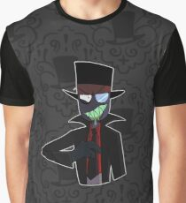 Black Hat Graphic T-Shirt