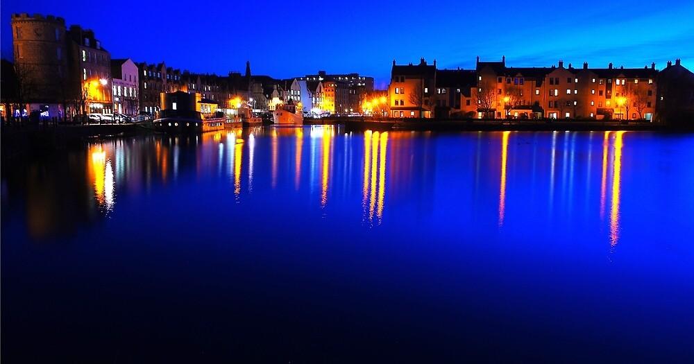 The Water of Leith by Nik Watt