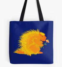 Pointie Porcupine Tote Bag