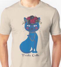Frida Cat Unisex T-Shirt