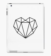 #AllHeartGillian - Black Wireframe iPad Case/Skin