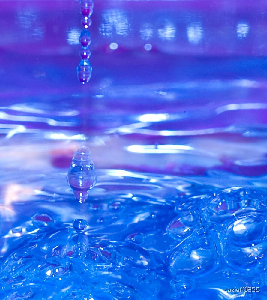 Purple Drops by cazjeff1958