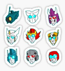 Lost Light On the Move Sticker