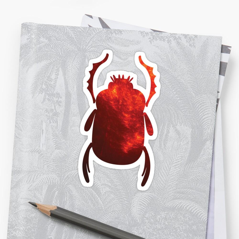 Ra: The Morning Sun [Dawn Version]   Egyptian Scarab Beetles  by SirDouglasFresh