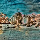 Alien Rocks pan ir by BigAndRed