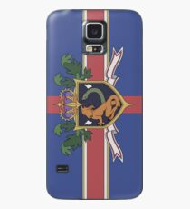 The Holy Empire of Britannia Flag Case/Skin for Samsung Galaxy