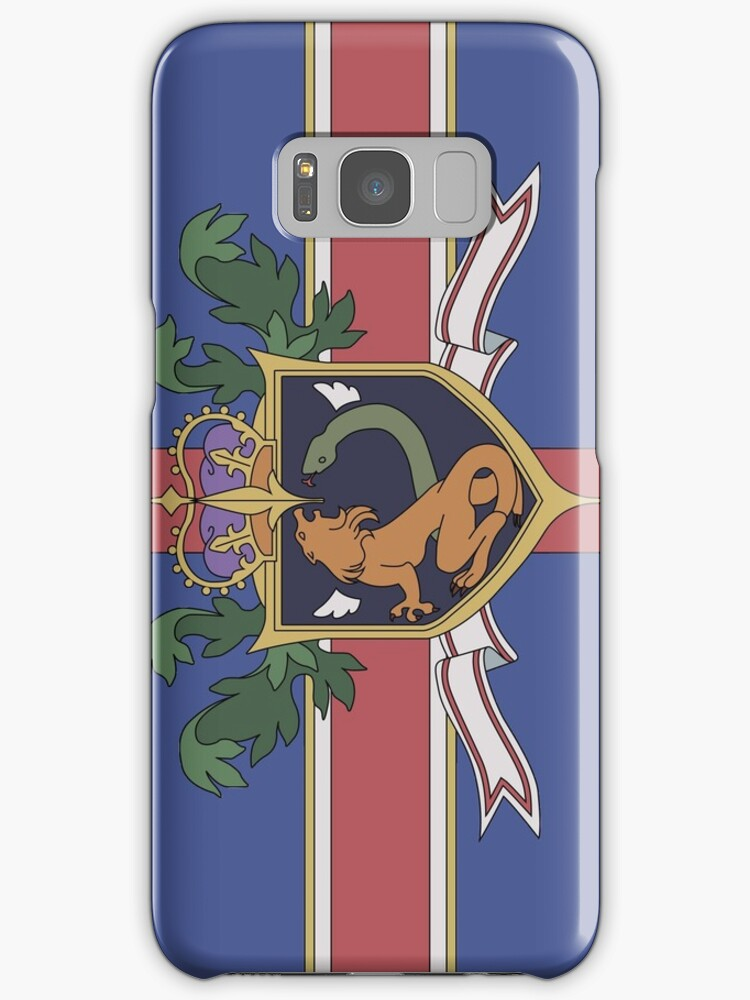 The Holy Empire of Britannia Flag by daveit