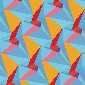 Folded Paper by EmilyGoto