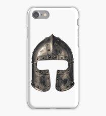 Medieval Armour Helmet iPhone Case/Skin