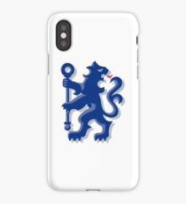 chelsea best logo blue iPhone Case/Skin