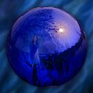 The Gazing Ball by Keeli