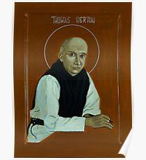 Thomas Merton Poster