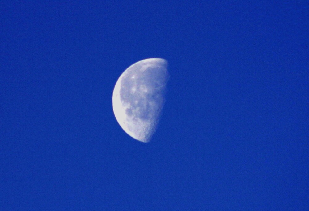 Moon glow by Jim Caldwell