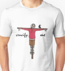 Crucify me - Suicide Boys (text) Unisex T-Shirt