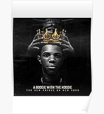 A Boogie Wit da Hoodie Poster