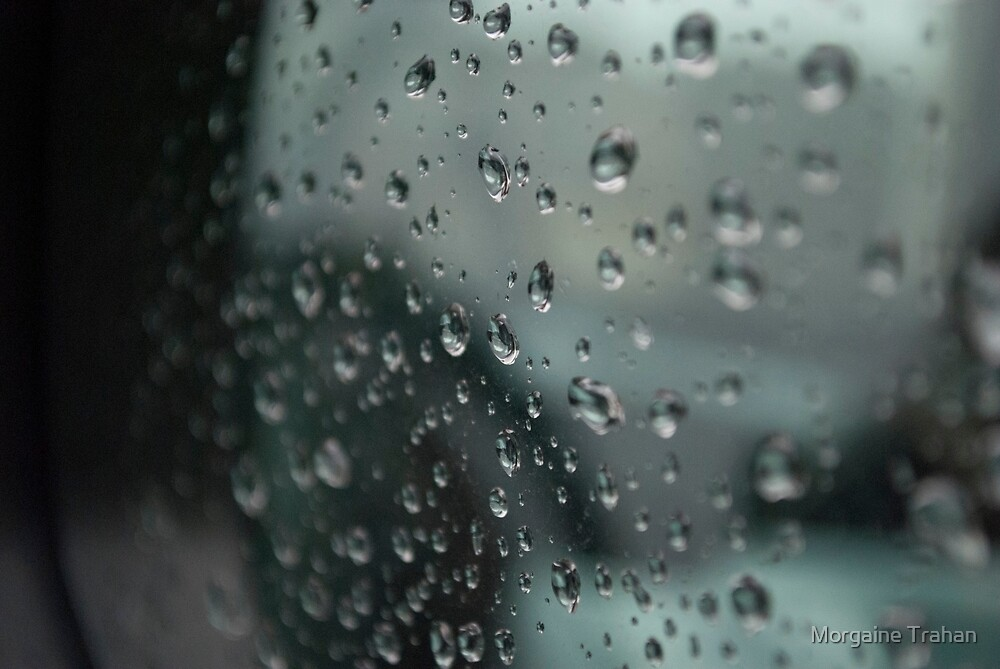 Rainy Day by Morgaine Trahan