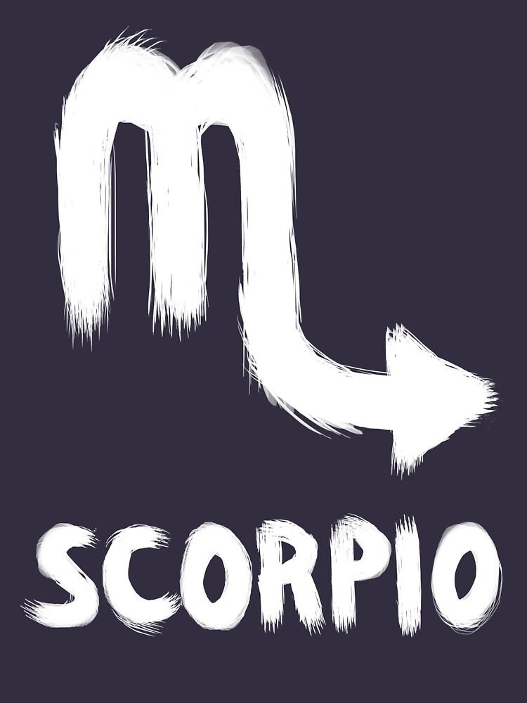 Scorpio (White) by Stepjump