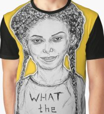 (Chewing Gum - Michaela Coel) - yks by ofs珊 Graphic T-Shirt