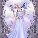Opal Birthstone Fairy by Rachel Anderson