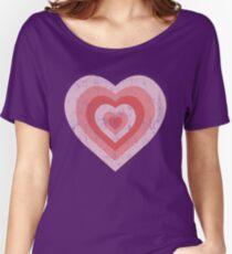 Powerpuff Luv Women's Relaxed Fit T-Shirt