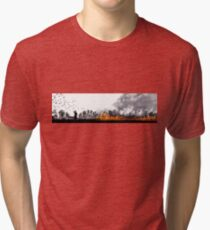 Wildfire Tri-blend T-Shirt