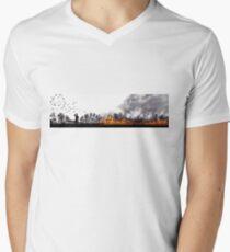 Wildfire V-Neck T-Shirt