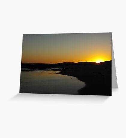 Croajingolong National Park II Greeting Card