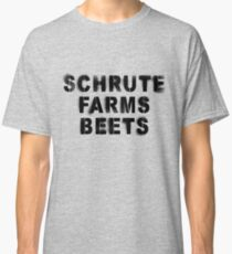 Schrute Farms Beets - T-shirt Classic T-Shirt