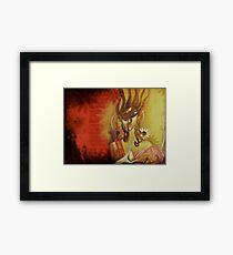 Adhya-2 Framed Print
