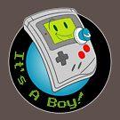 It's a Boy! by Erik Amill