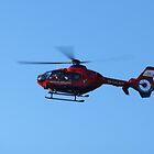 Devon Air Ambulance by lezvee