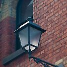 0429 Old Gas Light by DavidsArt