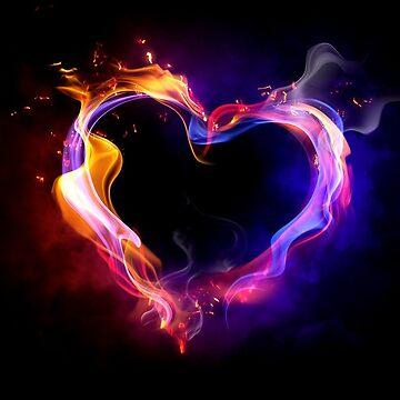 Love heart skin by Takaomii