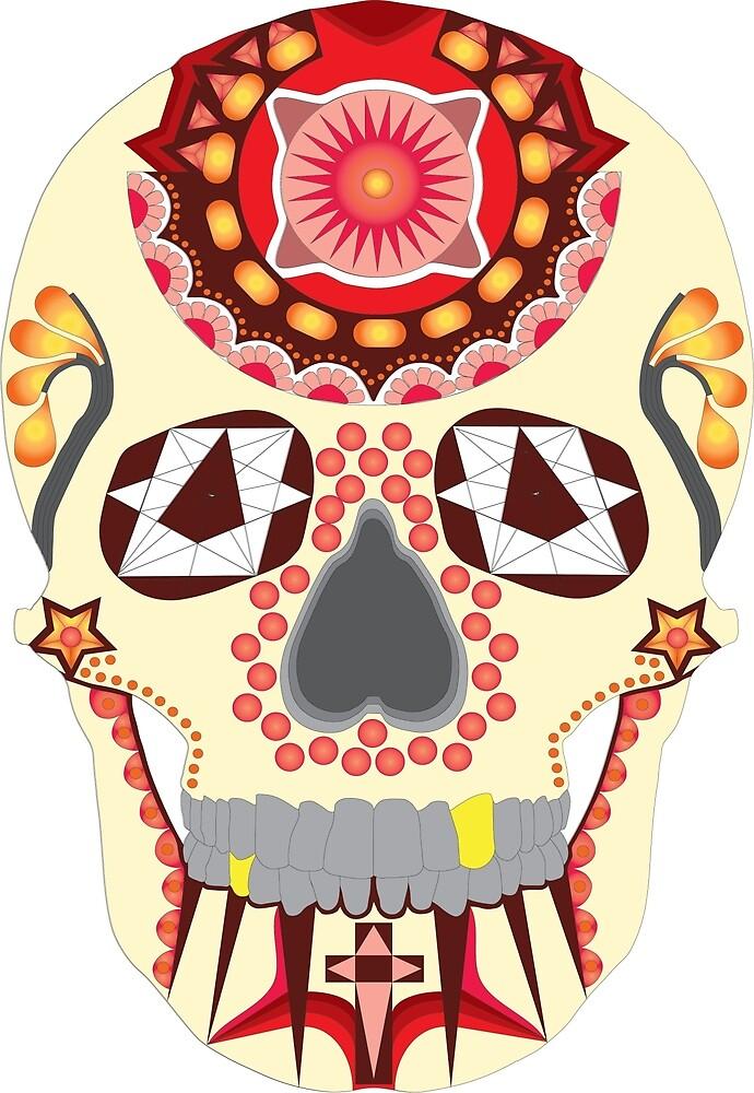 Candy Skull by kegerber
