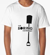 The Boring Company - Elon Musk Long T-Shirt