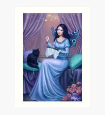 Ariadne Fairy Art Print