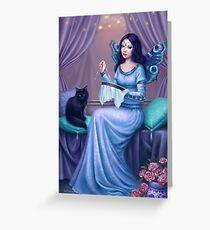 Ariadne Fairy Greeting Card