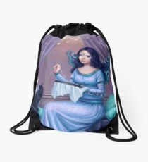 Ariadne Fairy Drawstring Bag